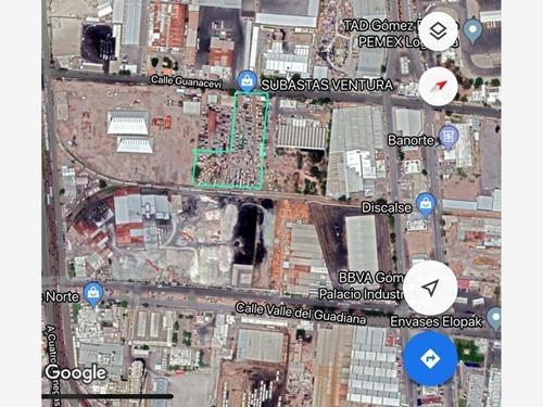 terreno en renta en parque industrial carlos herrera