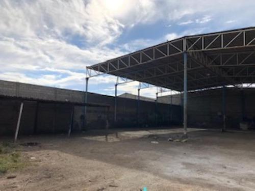 terreno en renta en parque industrial oriente
