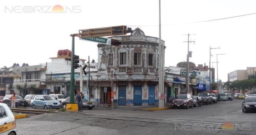 terreno en renta en zona centro de ciudad madero