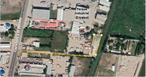 terreno en renta en zona industrial