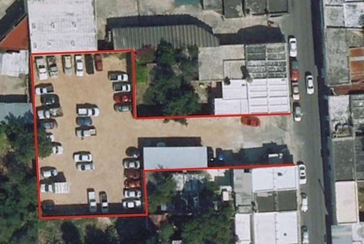 terreno en renta para estacionamiento, en el centro de la ciudad de merida