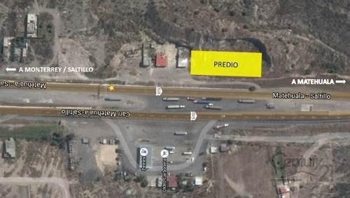 terreno en renta para gasolinera y tienda de conveniencia