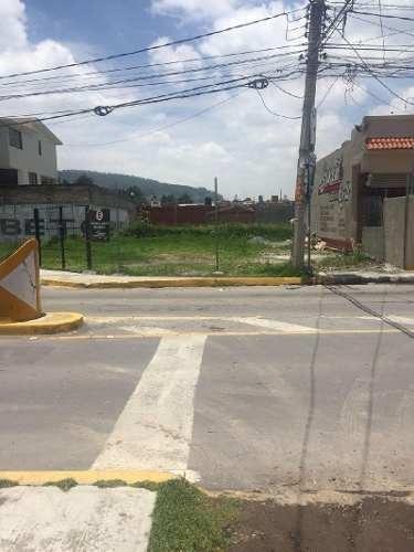 terreno en renta uso comercial frente a la entrada de zamarrero