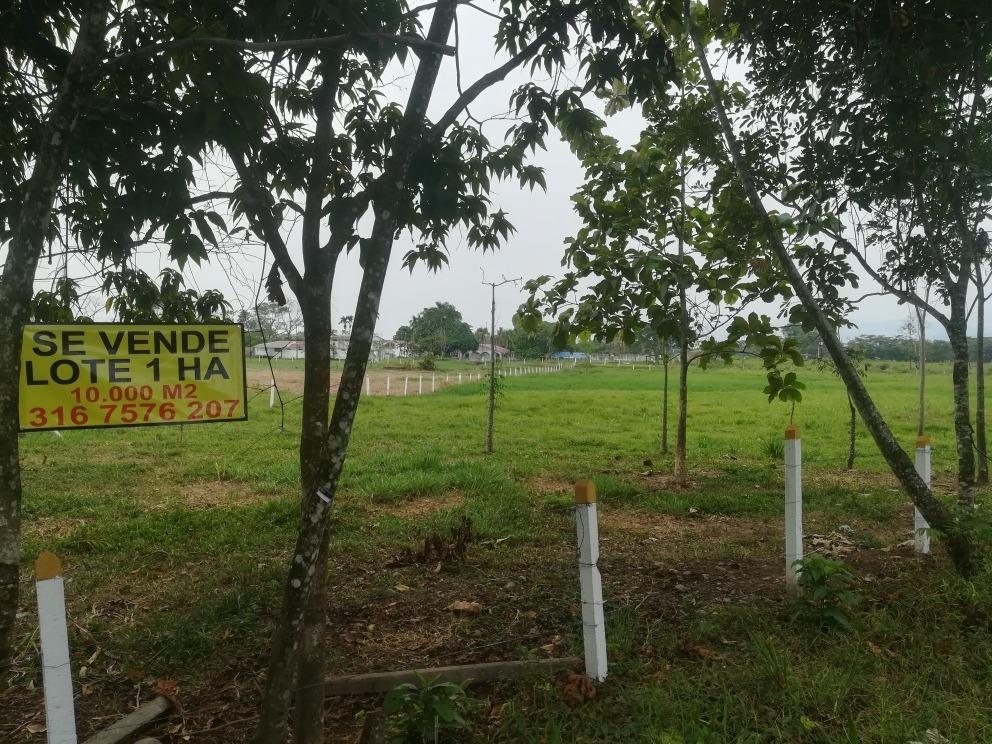 terreno en restrepo de 10.000 m2. zona campestre