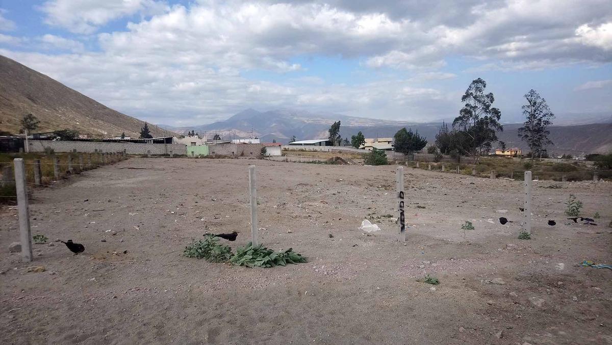 terreno en san antonio de pichincha - mitad del mundo