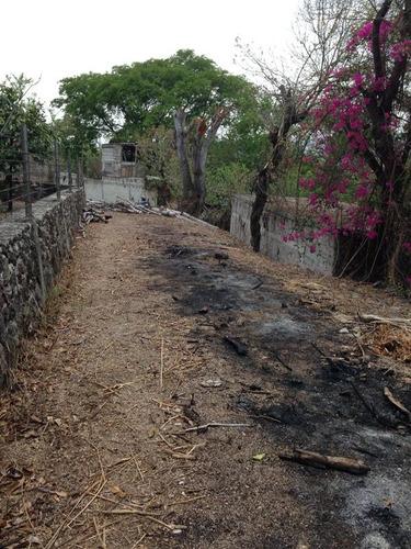 terreno en san isidro yautepec mor