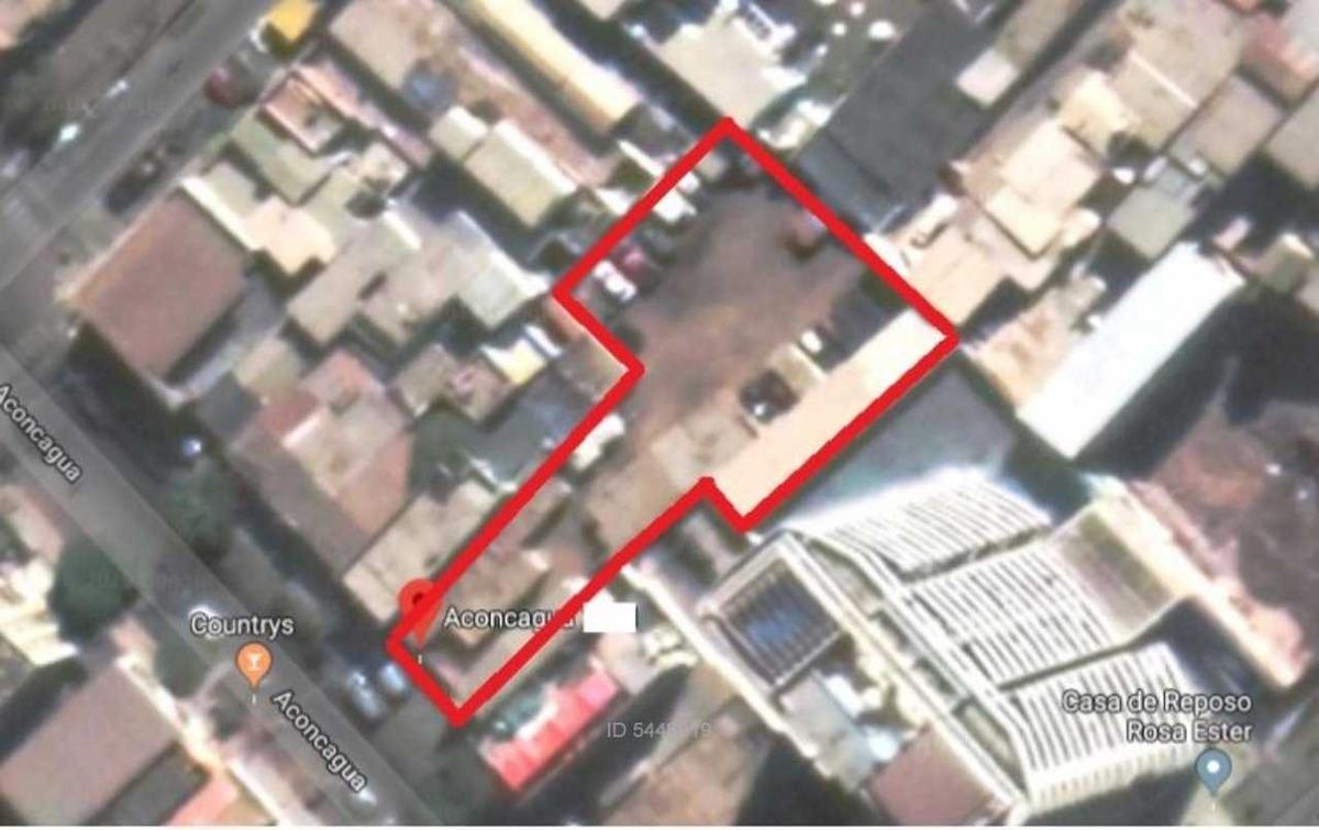 terreno en sector avenida brasil