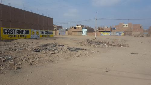 terreno en smp - 140 m2 chuquitanta $58,999 negociable!!