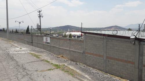 terreno en super oferta ubicado a un costado de la carretera méxico-tulancingo.