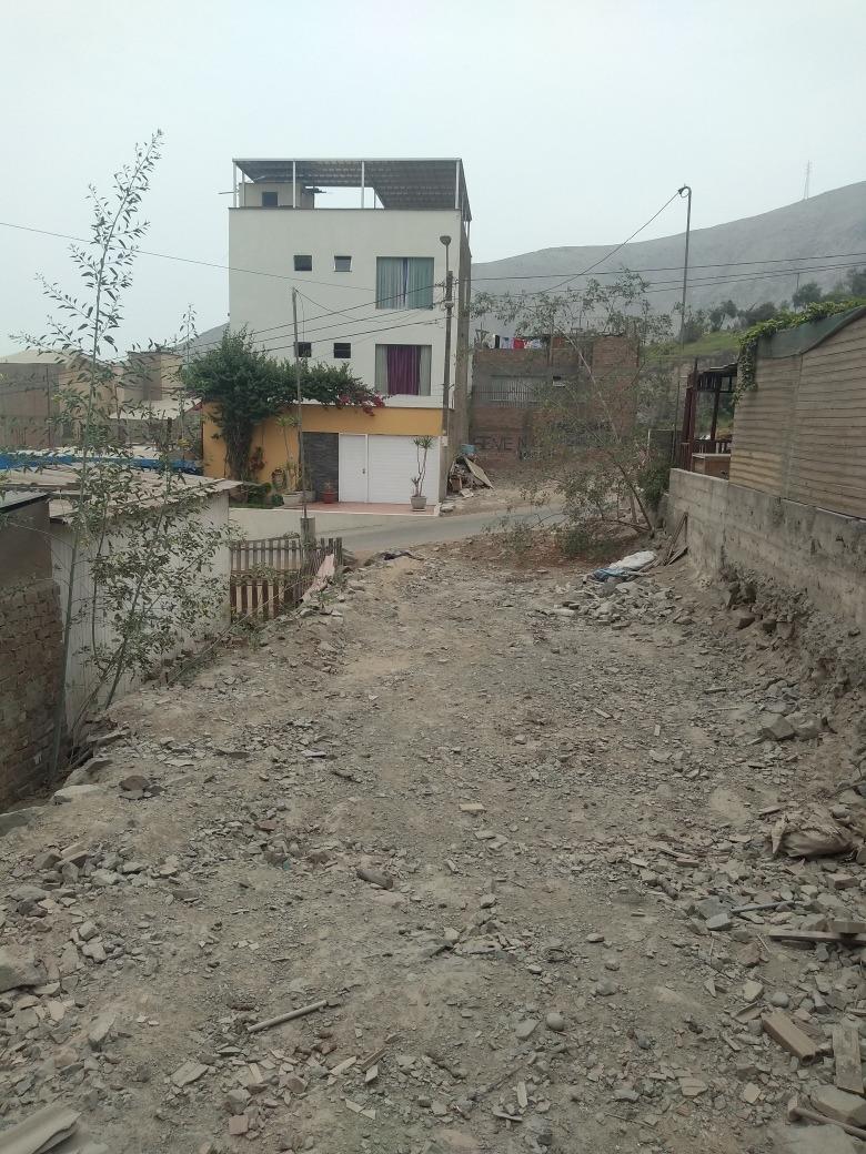 terreno en terrazas de caraponguillo