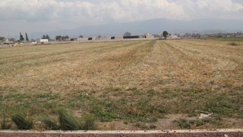 terreno en texcoco, 2.1 hectáreas, montecillo.