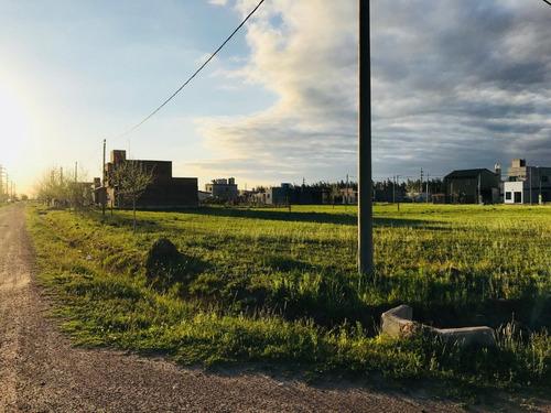 terreno en tierra de sueños 3 - con habilitacion comercial sobre avenida