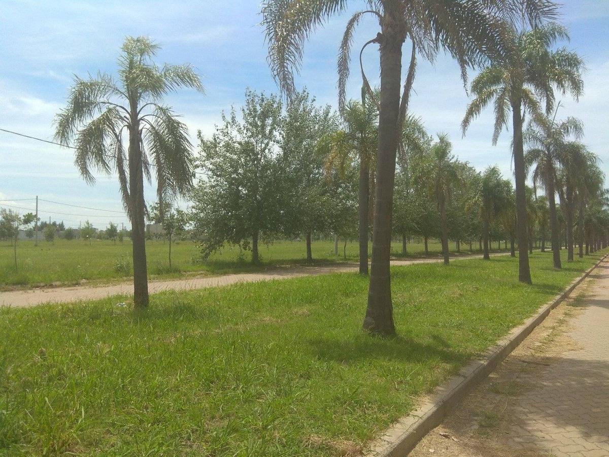 terreno en tierra de sueños puerto general san martín . oportunidad 288 m2 - entrega inmediata