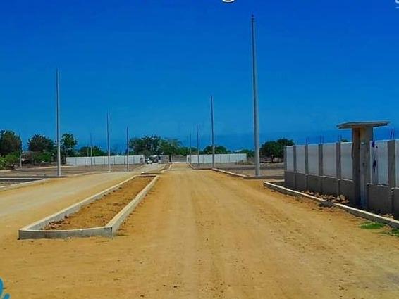 terreno en urbanización cayo beach