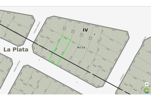 terreno en venta 10x27