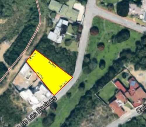 terreno en venta 1329 m2 hacienda los encinos monterrey