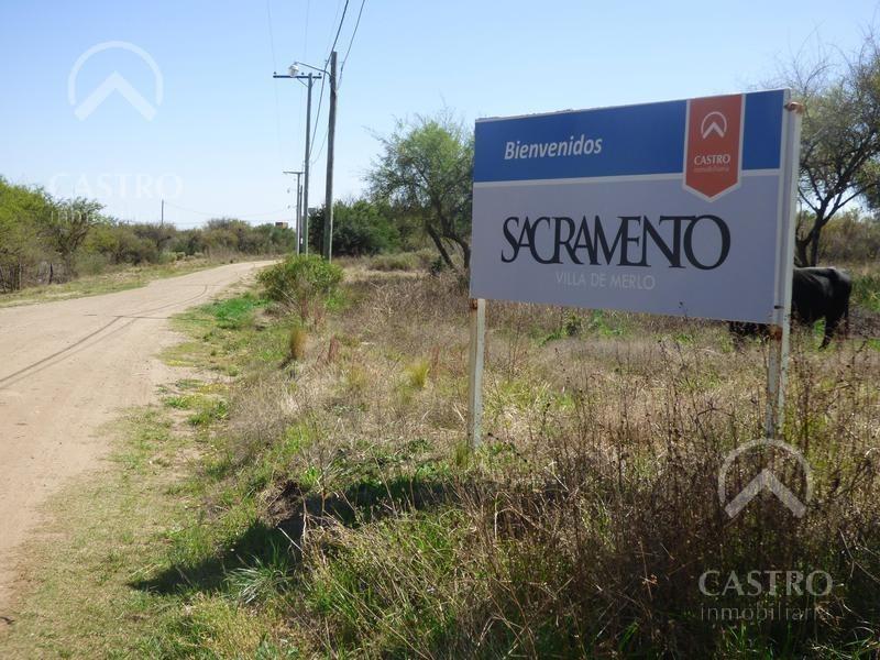 terreno en venta 1500 metros en sacramento