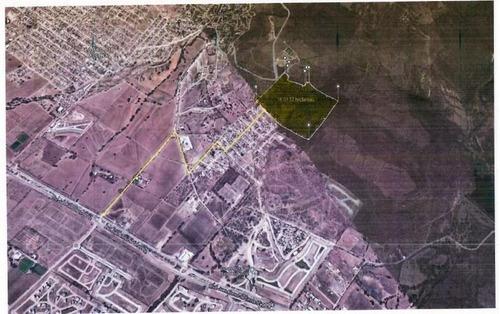 terreno en venta, 16 hectáreas camino a alfaro