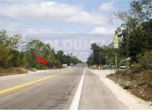 terreno en venta 2 hectareas autop. mérida-chichen itza. 900 m de av. huayacán. cancun