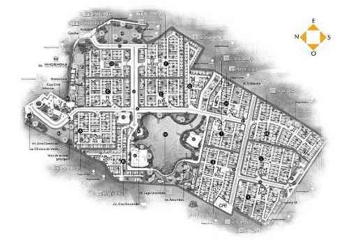 terreno en venta 213 m2 residencial haciendas santa rita
