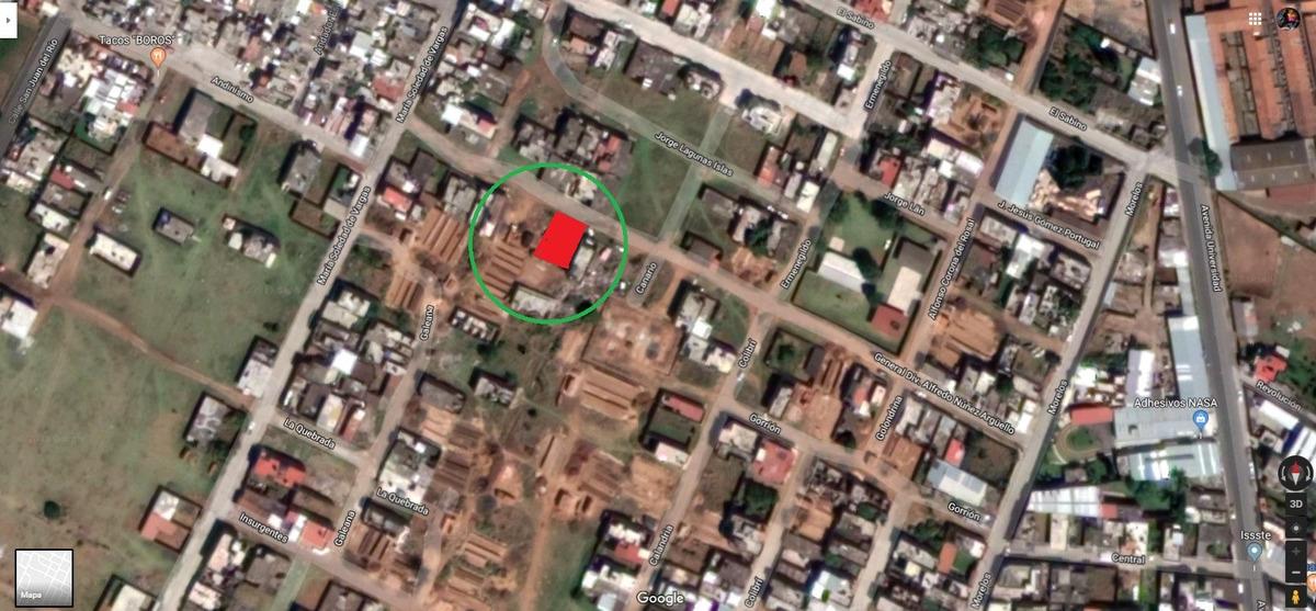 terreno en venta 252 m2 en zacapu, michoacan, gran oferta