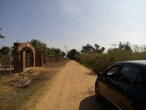 terreno en venta 2a ampliacion de santa cruz xoxocotlan