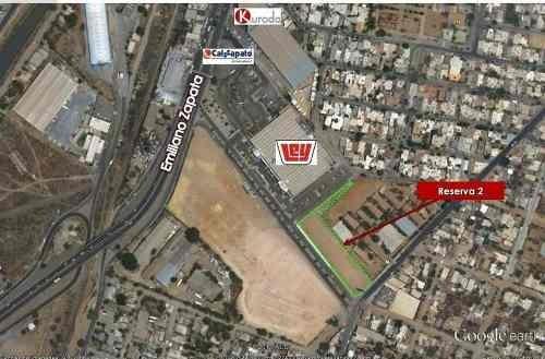 terreno en venta 5,243.00 m2 frente a ley palmito