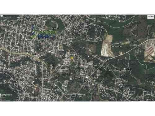 terreno en venta 865.50 m² col. petrolera poza rica veracruz, se encuentra ubicado en la calle amalia solórzano de la colonia petrolera, cuenta con 865.50 m² son 46 m. de frente por 25 m. de fondo, e
