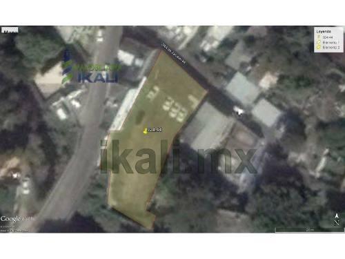 terreno en venta 924.44 m² poza rica veracruz, se encuentra ubicado en la calle zacatecas # 330 de la colonia manuel avila camacho, cuenta con 924.44 m² son 38 m. de frente por 20 m. de fondo, el tip