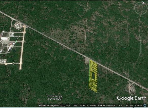 terreno en venta a 1 km del parque científico