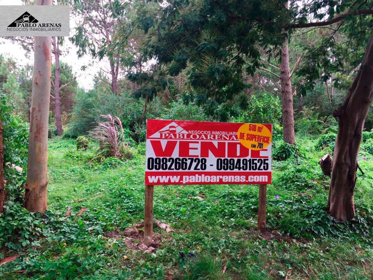 terreno en venta - a dos cuadras de la costa #701