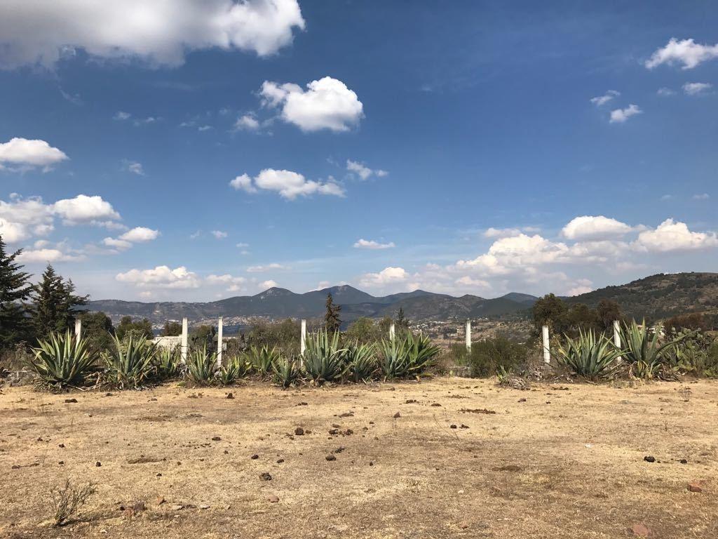 terreno en venta acambay, estado de méxico