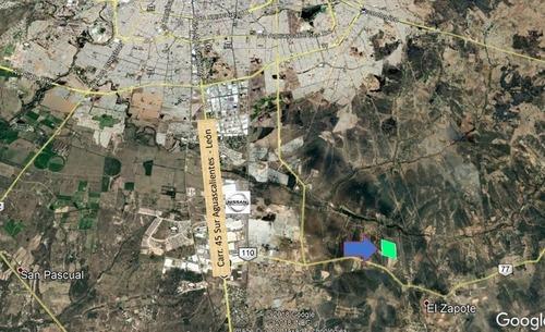 terreno en venta al sur de la ciudad 16 hectáreas