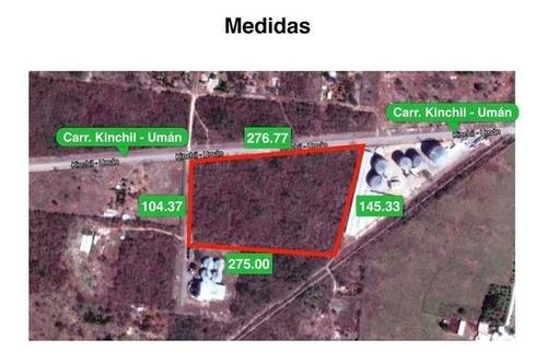 terreno en venta al sur de mérida - umán