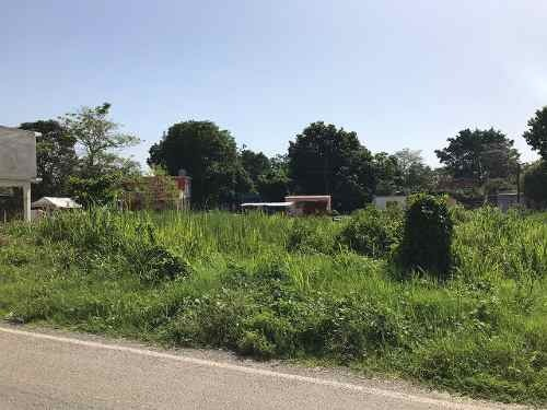 terreno en venta anacleto canabal, villahermosa.