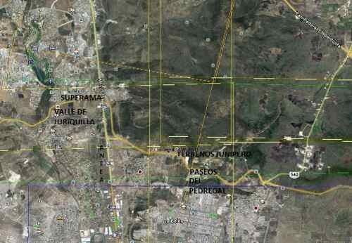 terreno en venta anillo vial junipero serra uso comercial y de servicios