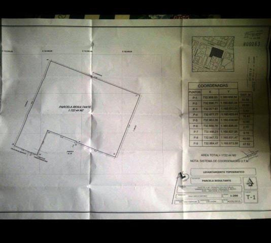 terreno en venta asesor jorge garcia 04143227425 mls 17-3646