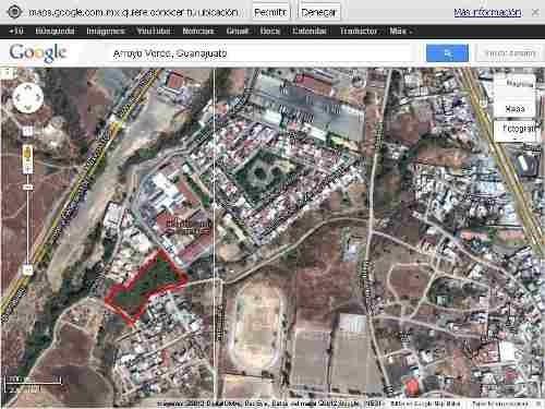 terreno en venta atrás del hospital general de guanajuato