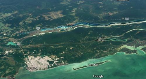 terreno en venta bacalar quintana roo 977 hectareas