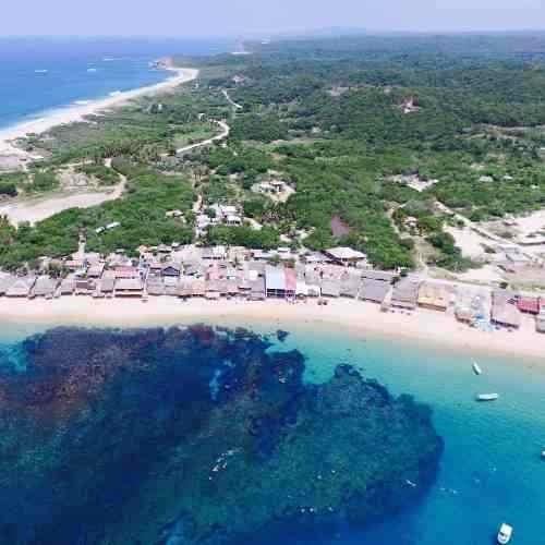 terreno en venta, bahía de san agustín / huatulco