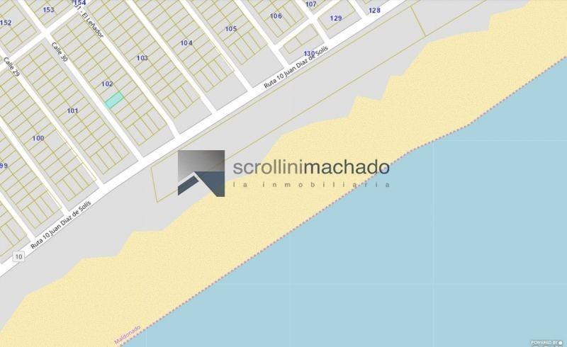 terreno en venta balneario buenos aires -ref:2032
