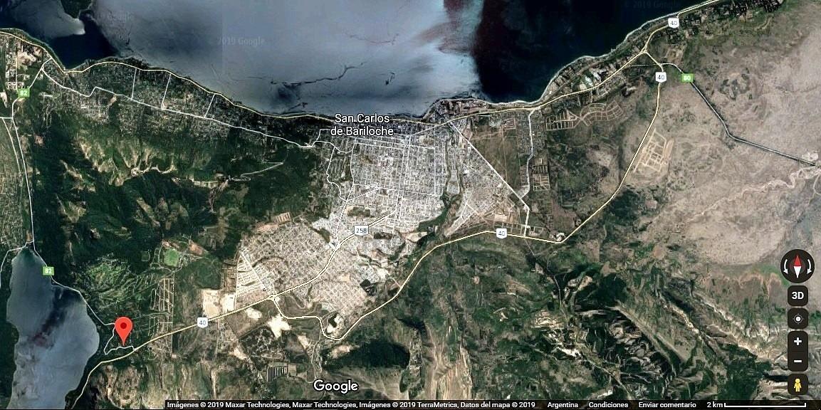 terreno en venta bariloche -  villa lago gutiérrez
