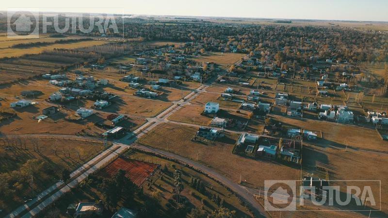 terreno en venta barrio abierto el molino - servicios (gas - agua - luz)
