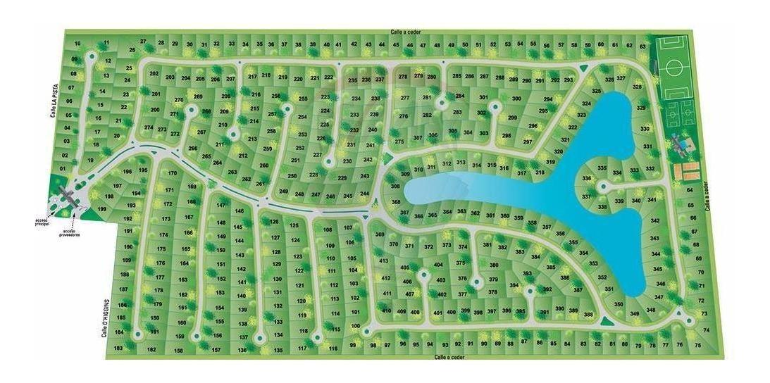 terreno en venta barrio privado el ensueño