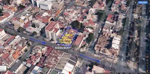 terreno en venta, benito juárez, ciudad de méxico