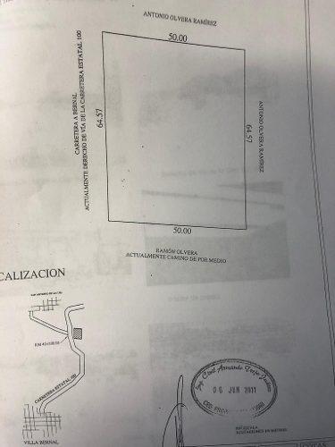 terreno en venta, bernal, san antonio de la cal //  rtv180921a-mg