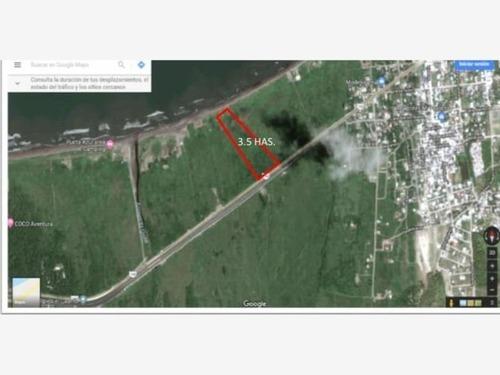 terreno en venta boca del río a 1km. de anton lizardo