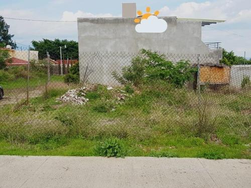 terreno en venta bonito fraccionamiento jardines de tlayacapan, amplia y nueva, aplica créditos