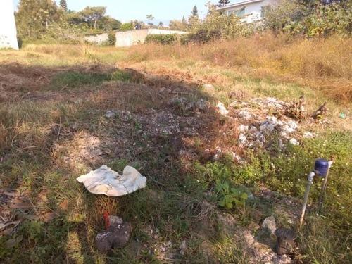 terreno en venta bonito fraccionamiento jardines de tlayacapan, para ampliar, aplican créditos