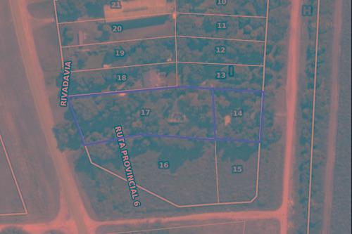 terreno en venta - campana 3560 m2